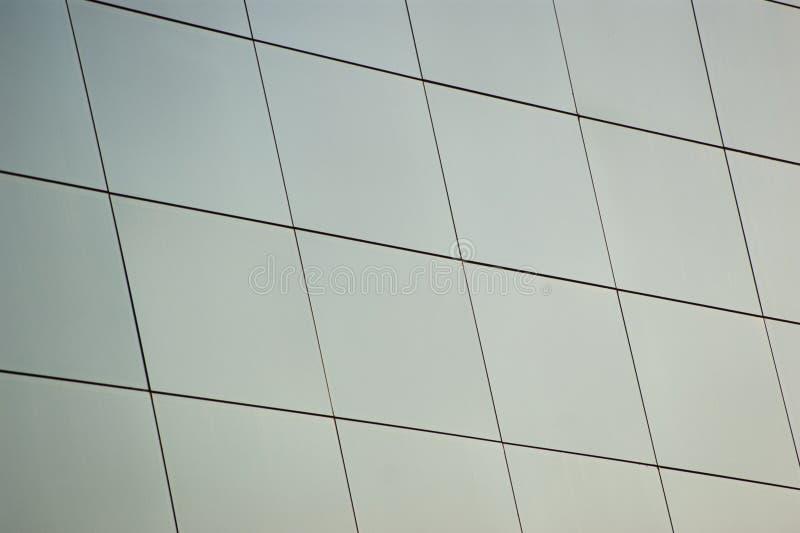Bezinningen van vensters royalty-vrije stock foto