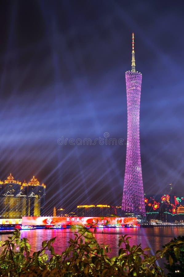 Bezirk-Turm stockfotografie