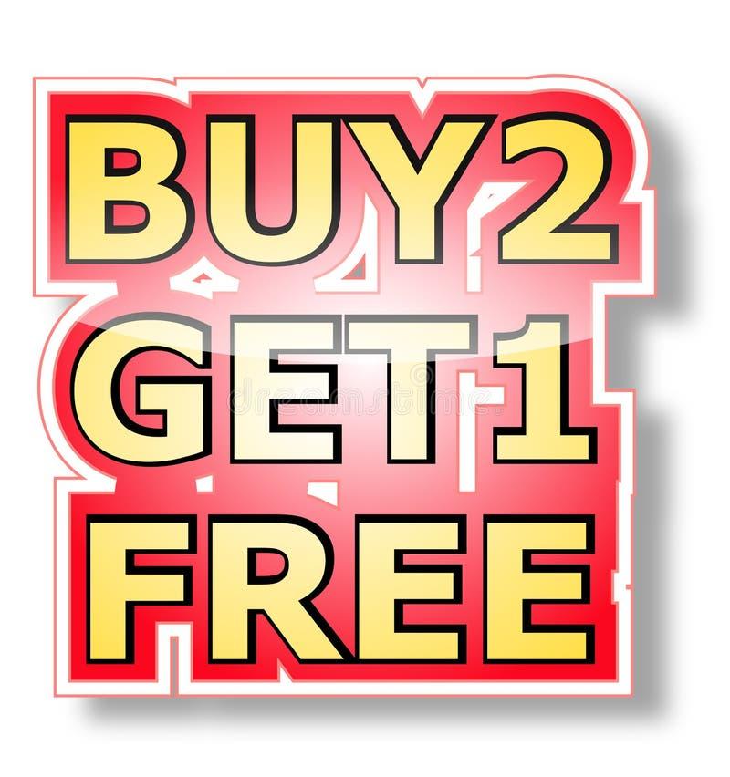 bezpłatny (1) zakup 2 dostaje ilustracji