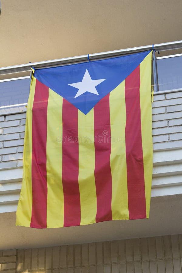 Bezpartyjnik Catalonia fotografia stock