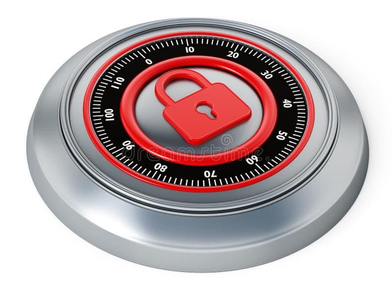 Download Bezpieczna tarcza obraz stock. Obraz złożonej z skrytka - 53780429