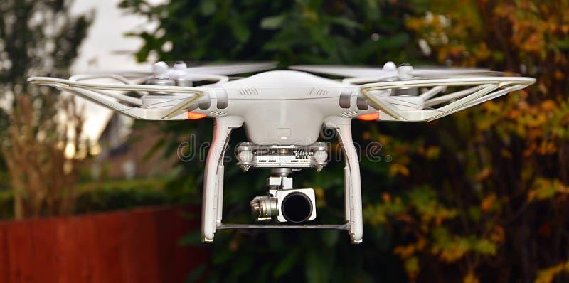 Bezpilotowy powietrzny pojazd, truteń fotografia royalty free