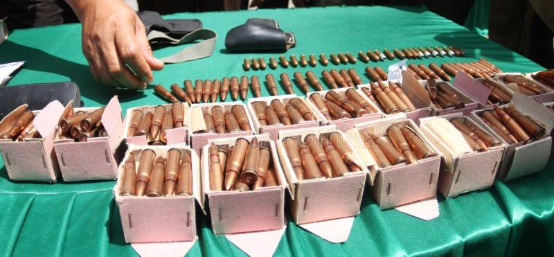 Bezprawna broń zdjęcia stock