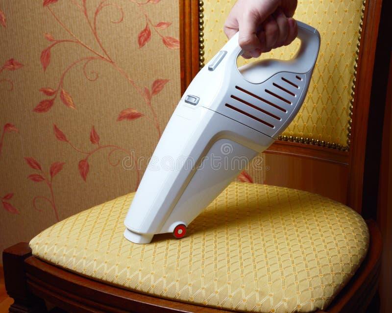 Bezprzewodowy próżniowy cleaning obrazy royalty free