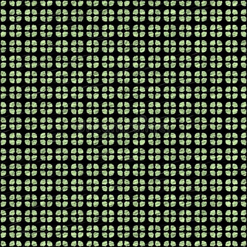 Bezszwowa abstrakcjonistyczna tekstura lub wzór ilustracji