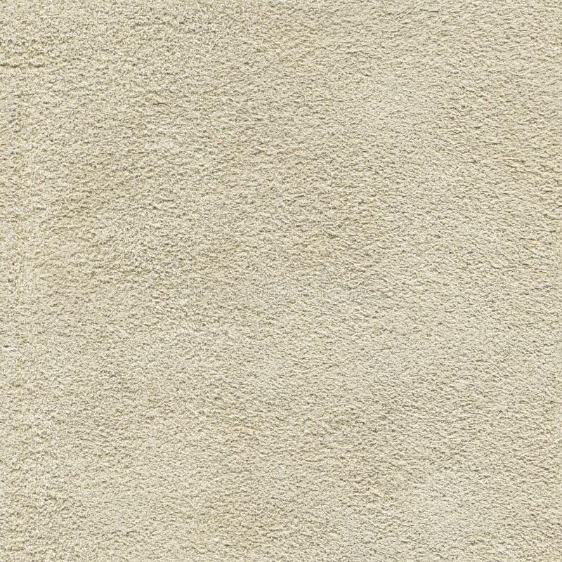 Bezszwowa biała tekstura sueda fotografia stock