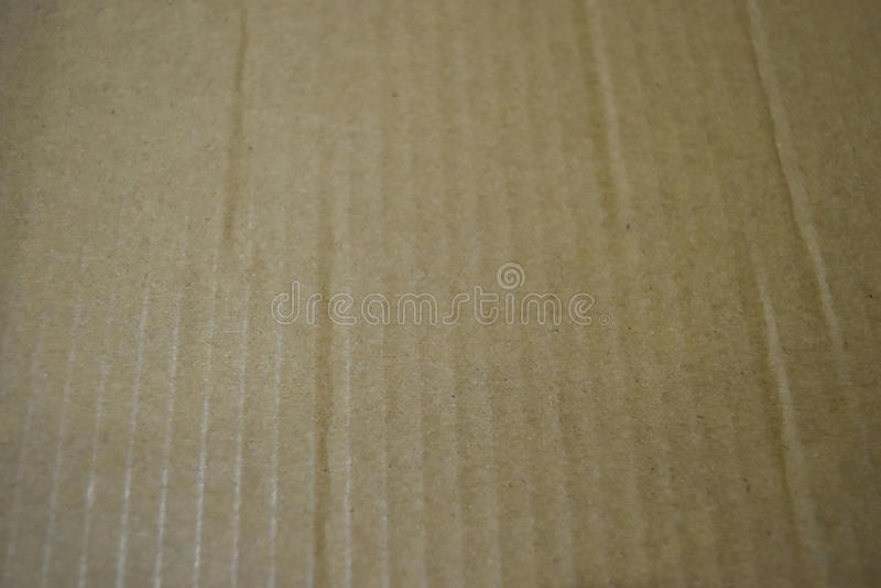 Bezszwowa brown papieru tekstura i kartonu tło obraz stock