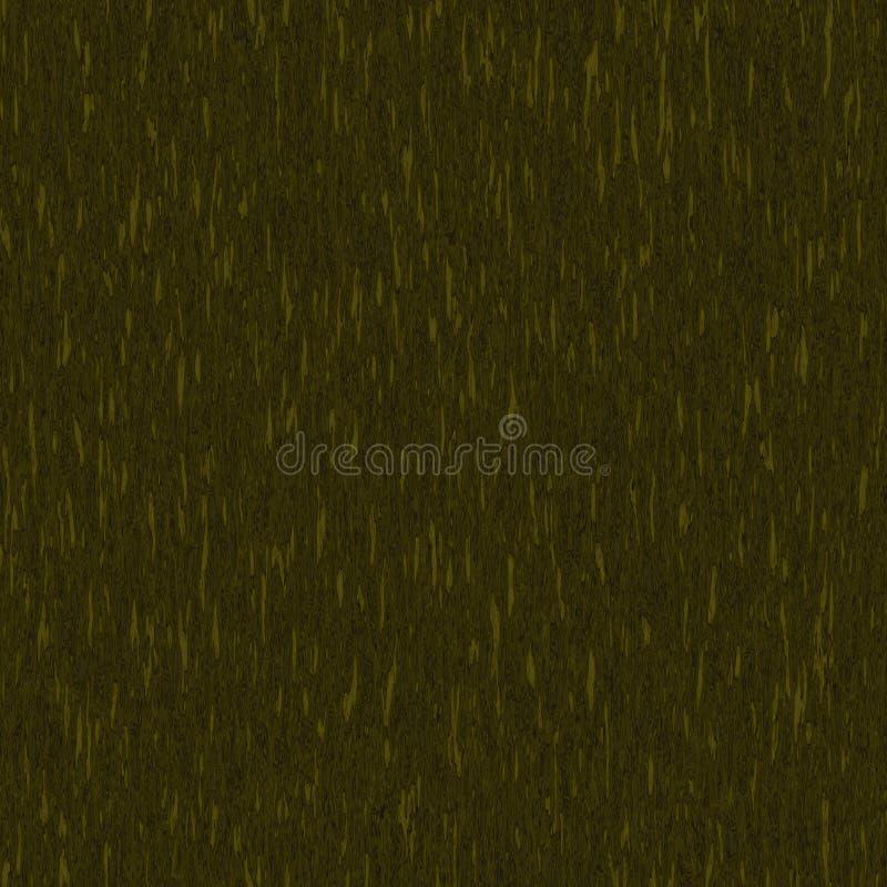 Bezszwowa ciemnozielona drewniana tekstura obrazy royalty free