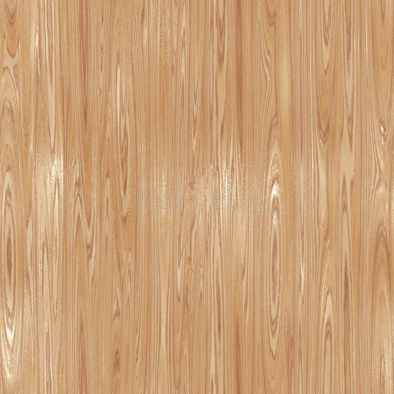Bezszwowa drewniana tekstura zdjęcia royalty free