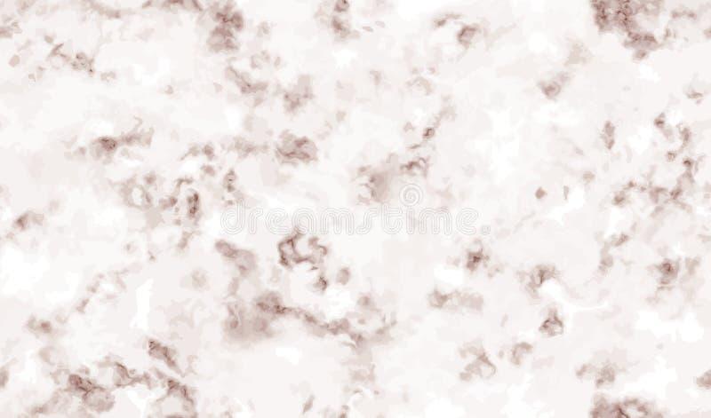Bezszwowa marmuru wzoru tekstura, abstrakt, akwarela Kamień, ściana, Naturalnego bezszwowego wzór pokrywy tła wektorowy projekt ilustracja wektor