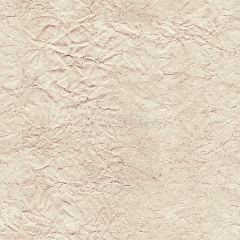Bezszwowa papierowa tekstura obrazy royalty free