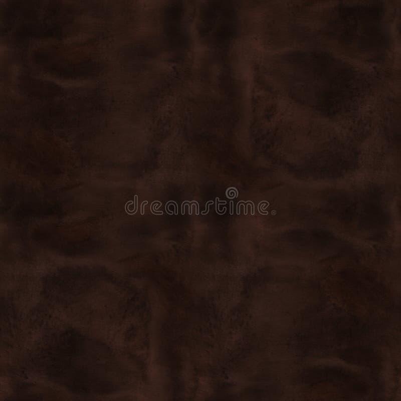 Bezszwowa stara papierowa tekstura: prześcieradło papier tonował patrzeć jak stary pergamin i malował z kawą i akwarelą obraz royalty free
