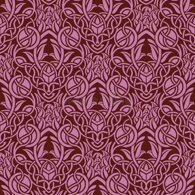 Download Bezszwowa tapeta ilustracja wektor. Ilustracja złożonej z bezszwowy - 13328284