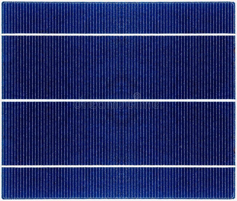 Bezszwowa tekstura panelu słonecznego zakończenie up ilustracji