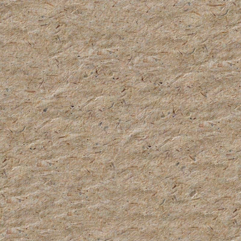 Bezszwowa tekstura Stara kocowanie papieru powierzchnia. zdjęcia royalty free