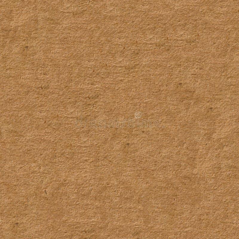 Bezszwowa Tileable tekstura Stara papier powierzchnia. zdjęcia stock