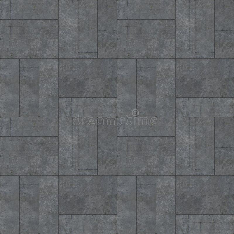 Bezszwowe Betonowe tekstury obrazy royalty free
