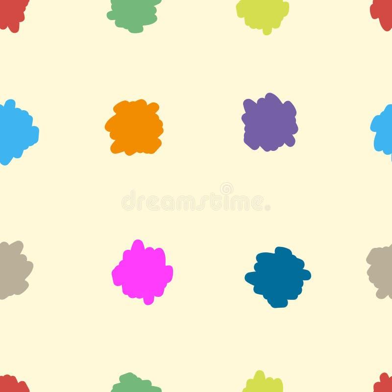 Download Bezszwowe Crosswise Kolorowe Skrobaniny Ilustracja Wektor - Ilustracja złożonej z wyznaczający, krzywa: 53775436