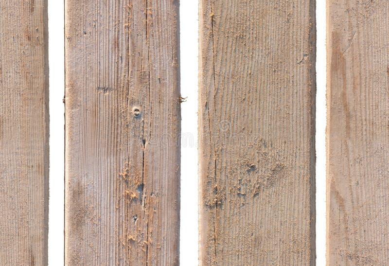 Bezszwowe Drewniane deski zdjęcie royalty free