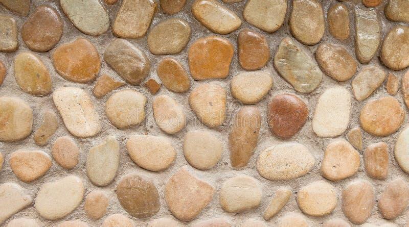 Bezszwowej tekstury kamienna ściana Bezszwowy tło bezszwowy wzoru zdjęcie royalty free