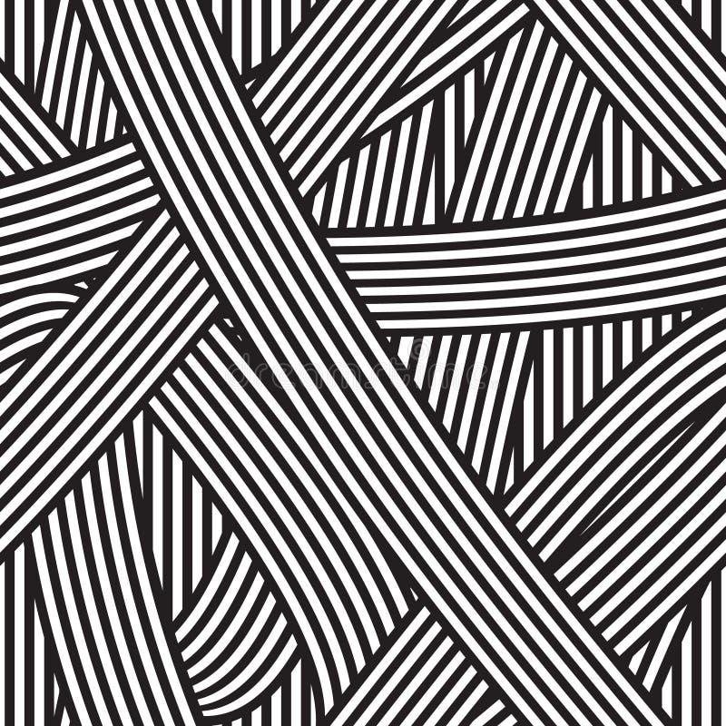bezszwowy abstrakcyjne tło E royalty ilustracja
