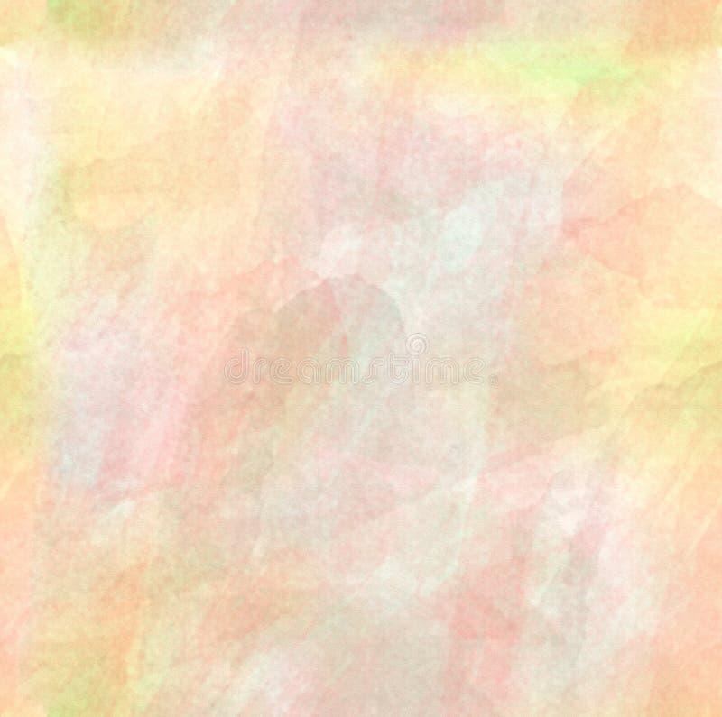 Bezszwowy akwareli tło ilustracja wektor