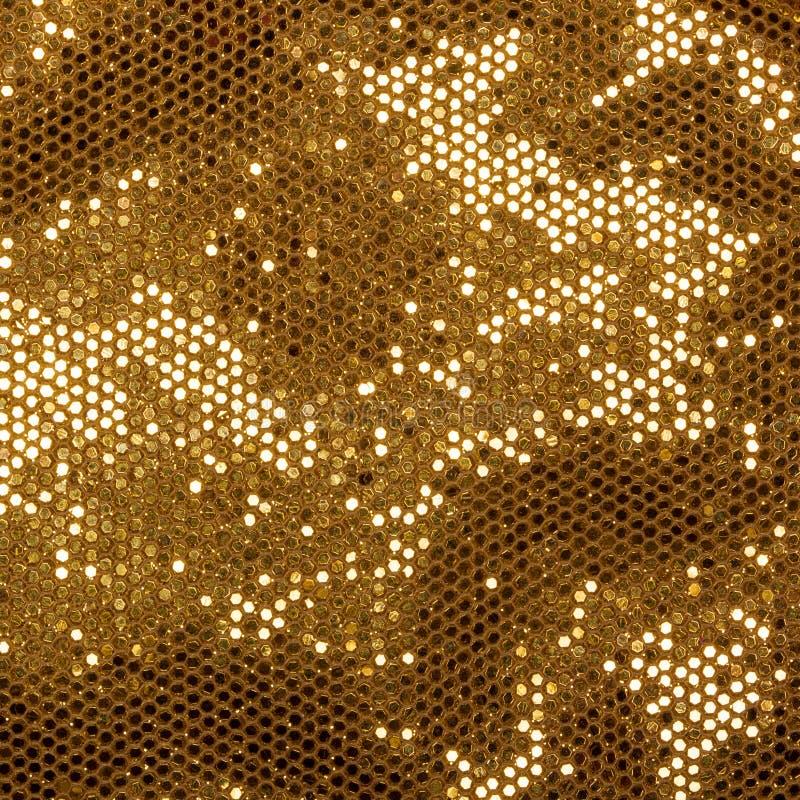 Bezszwowy cekin tekstury tło obrazy royalty free