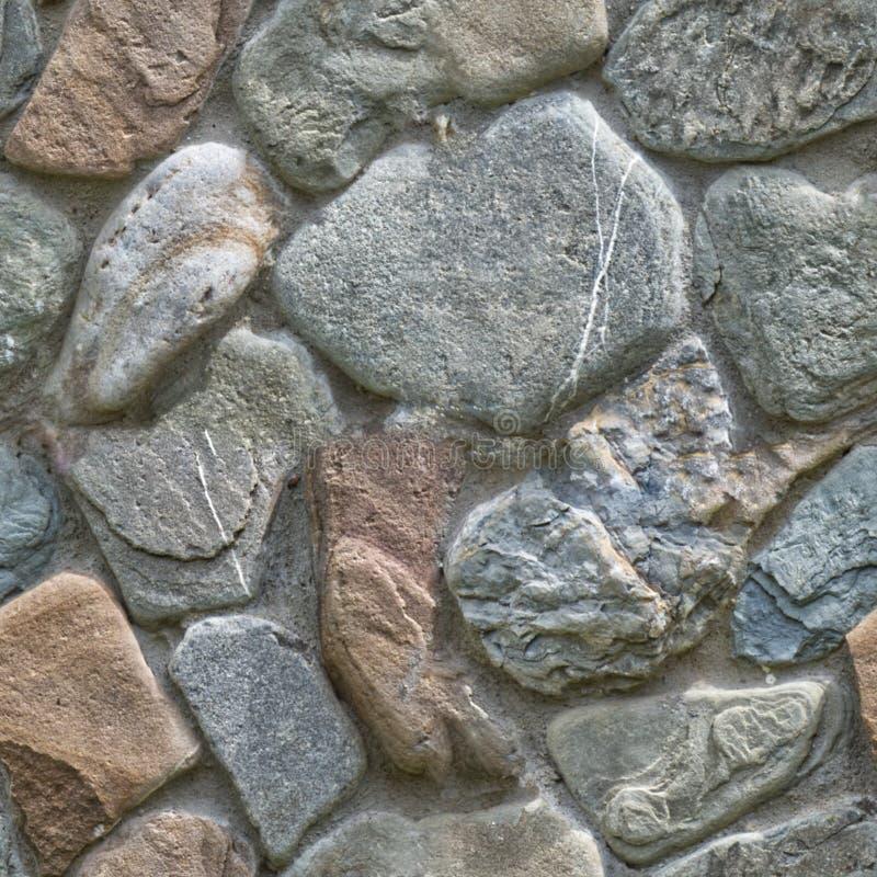 Bezszwowy fotografia wzór czerep kamienny bruk Ten płytka może używać dla projekt ścian dla lub dróg reklam lub gier zdjęcia stock