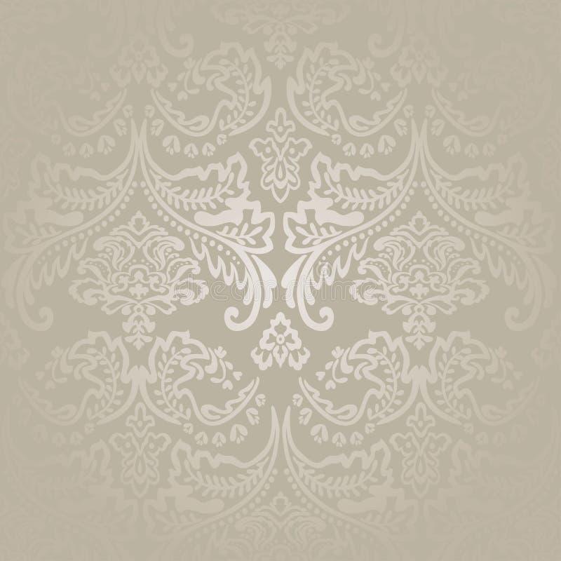 Bezszwowy Geometryczny wzór w Islamskim stylu. royalty ilustracja