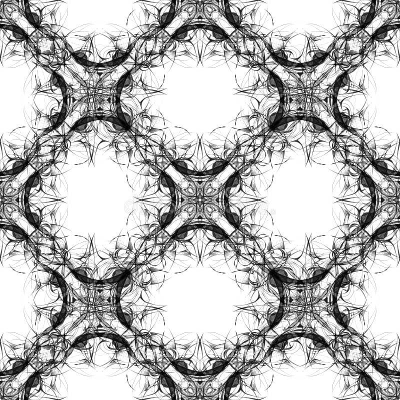 bezszwowy grafika abstrakcjonistyczny wzór ilustracji