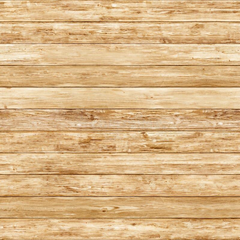 Bezszwowy jaskrawy żółty drewno obrazy stock