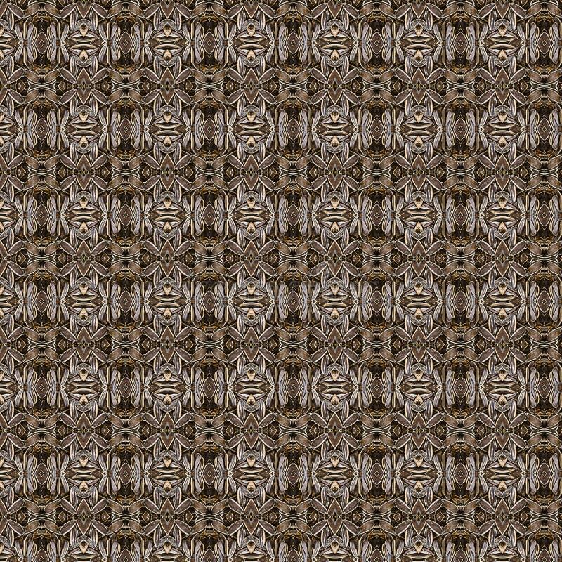Bezszwowy obrazek dla tekstury i tła zdjęcie stock