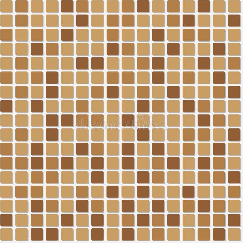 bezszwowy płytki tekstury wektora ilustracja wektor