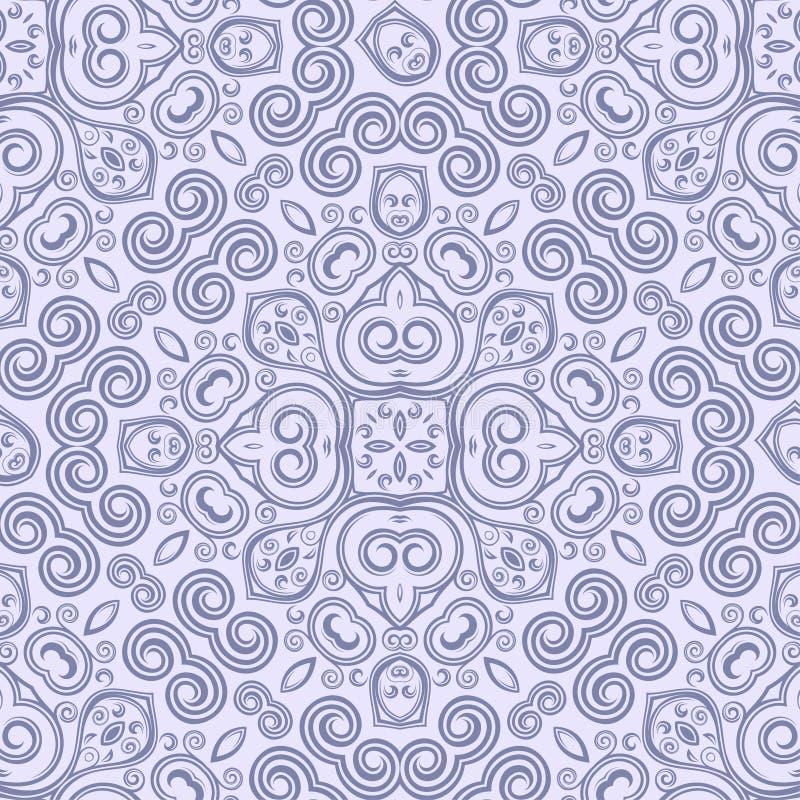 Download Bezszwowy tło ilustracja wektor. Ilustracja złożonej z tekstura - 57653663