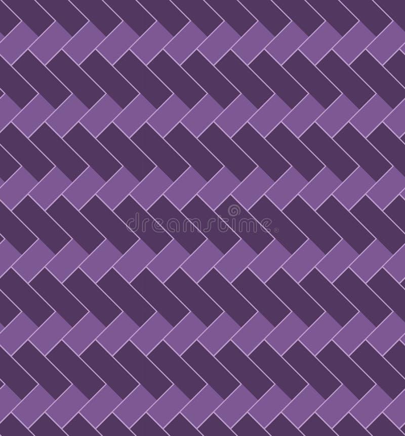 Bezszwowy wektorowy geometrical wzór, tło/ zdjęcia stock