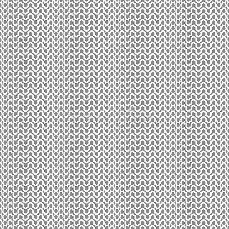 Bezszwowy wzór dział tkaniny knitwear, wektoru wzór dla zimy bluzy lub pulower, ilustracja wektor