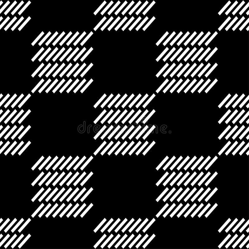 bezszwowy wzoru geometrycznego Tekstura paski ilustracja wektor