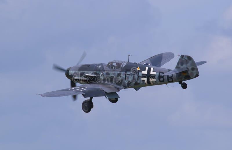 BF van Messerschmitt 109 G royalty-vrije stock fotografie