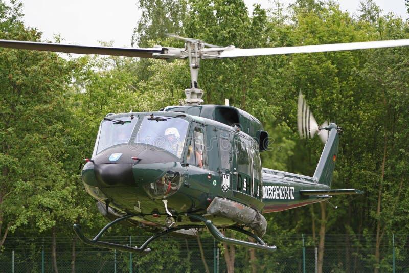 BGS Bell 212 imagem de stock