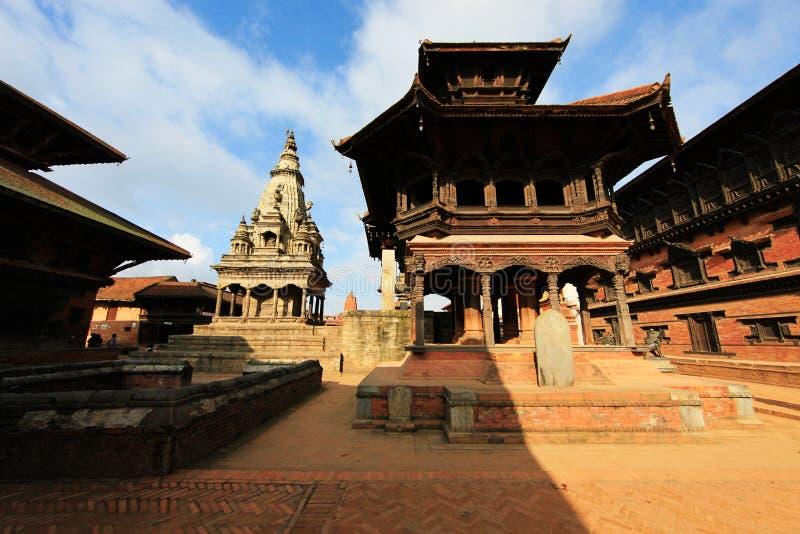 Bhadgaon fotografia stock libera da diritti