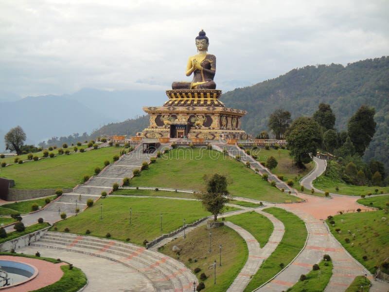 Bhagwan Budh zdjęcia royalty free
