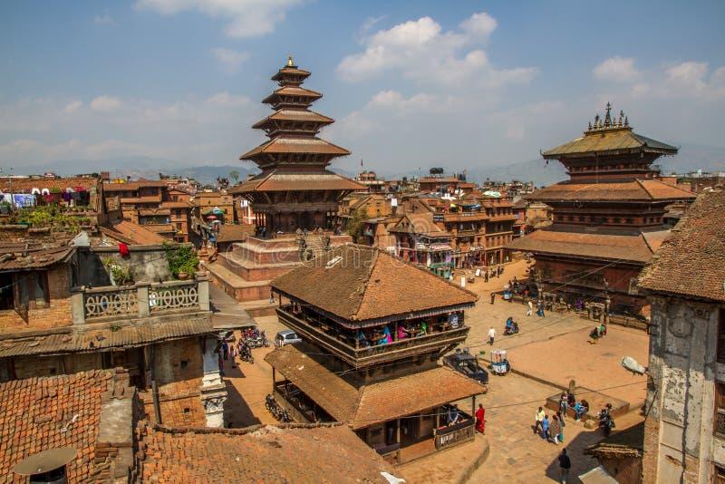 Bhaktapur imágenes de archivo libres de regalías