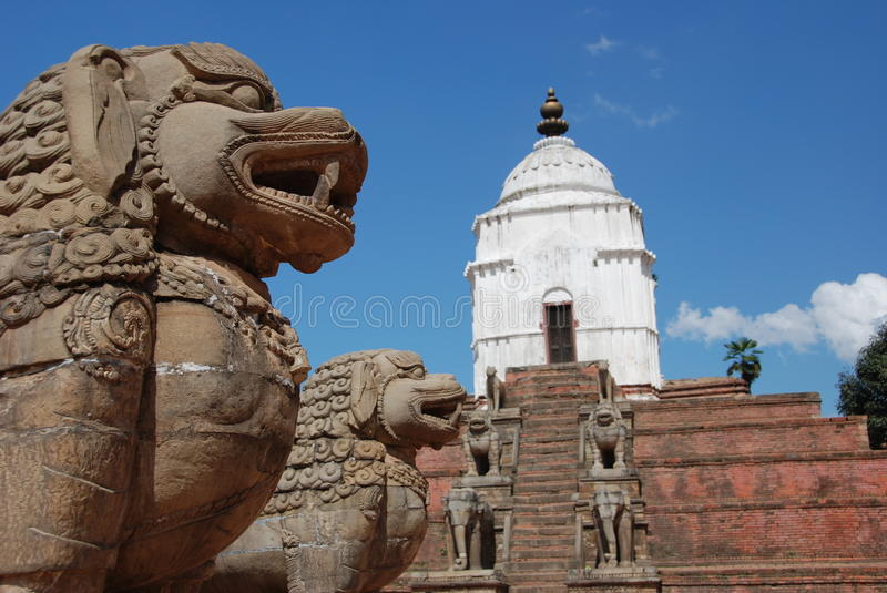 Download Bhaktapur square -  Nepal editorial stock image. Image of attraction - 16884239
