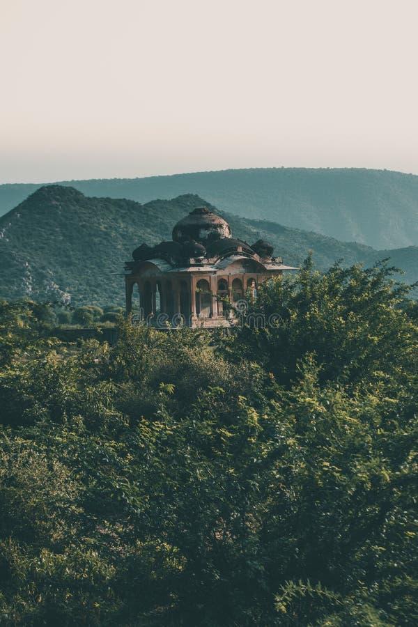Bhangarh堡垒 图库摄影