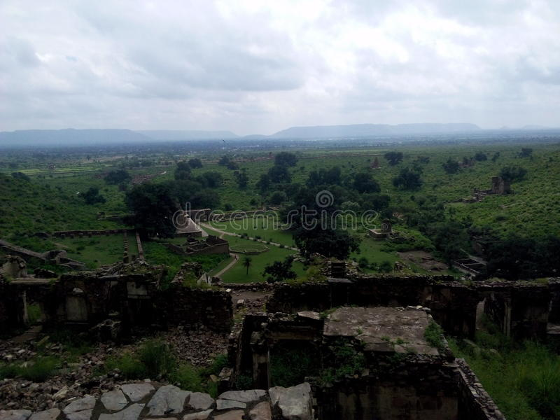 Bhangarh royalty free stock images