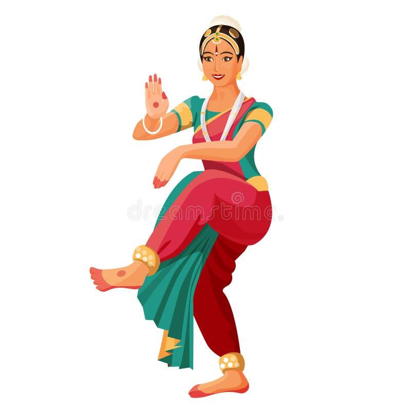 Bharatanatyam Dancer Stock Illustrations 186 Bharatanatyam Dancer Stock Illustrations Vectors Clipart Dreamstime