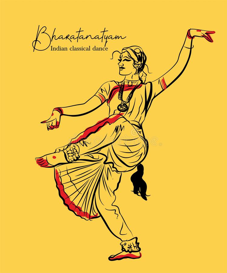 Indian Dance Stock Illustrations 4 807 Indian Dance Stock Illustrations Vectors Clipart Dreamstime