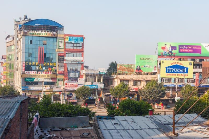 Bharatpur, Νεπάλ στοκ εικόνα με δικαίωμα ελεύθερης χρήσης
