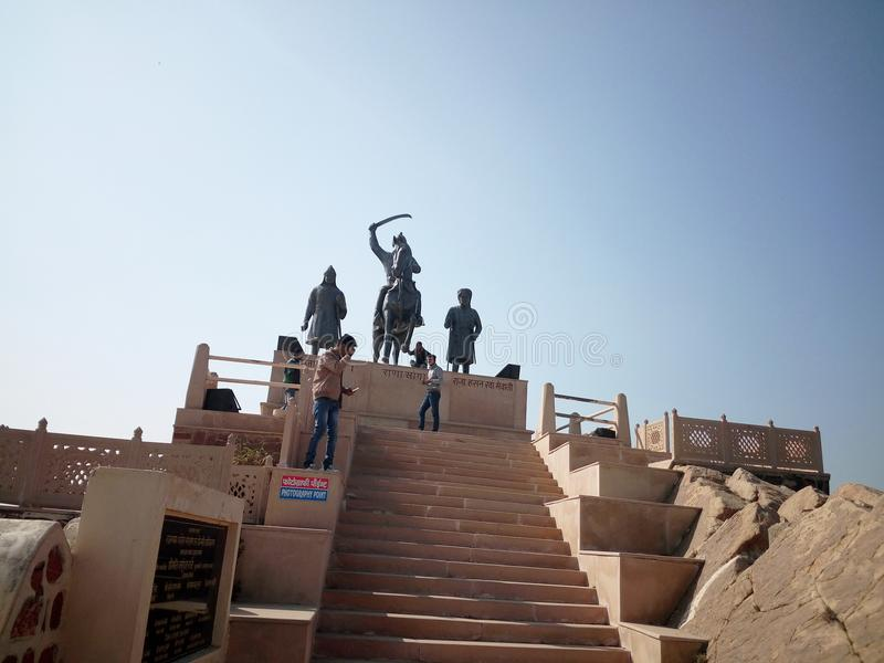 Bharatpur stock afbeeldingen