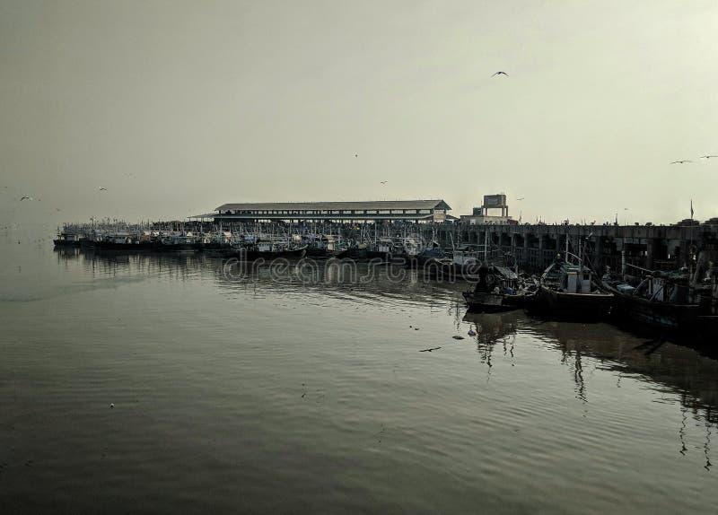 Bhau Cha Dhakka, Mumbai fotografia royalty free